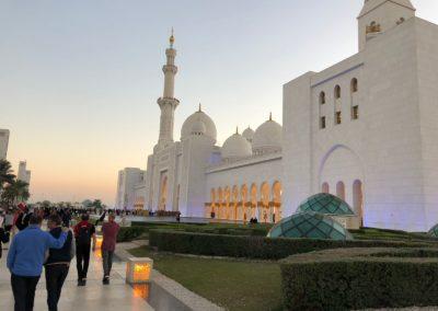 Congreso en Emiratos Árabes