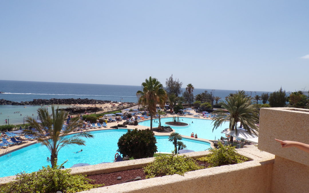 Vacaciones en Lanzarote (Spanish)