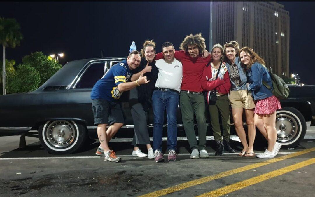 Cuba, al paraíso con amigos
